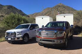 Is The 2016 Nissan Titan XD Capable Enough To Seriously Compete With ... 2015 Ford F150 Towing Test Vs Ram 1500 Chevy Silverado Youtube 2018 Ram Vs Dave Warren Chrysler Dodge Jeep Amazingly Stiff Frame Put The F350 To A Shame Watch This Ultimate Test Of Most Fierce Pick Up Trucks 2019 Youtube Thrghout Best 2011 Ford Gm Diesel Truck Shootout Power Is The 2016 Nissan Titan Xd Capable Enough To Seriously Compete With 2500 Vs F250 Which For You Chris Myers Fordfvs2017dodgeram1500comparison Jokes Lovely Autostrach 2013 Laramie Longhorn