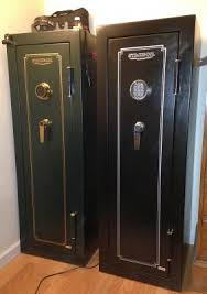 stack on 14 gun fire resistant security safe with electronic lock