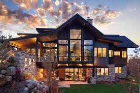 100 Mountain Home Architects Breathtaking Contemporary Mountain Home In Steamboat Springs