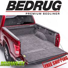 Details About Bedrug Custom Fit Truck Bed Liner Fits 2007-2018 Chevy  Silverado GMC Sierra 5'8