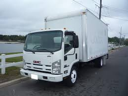 USED 2009 GMC W5500 BOX VAN TRUCK FOR SALE IN IN NEW JERSEY #11457