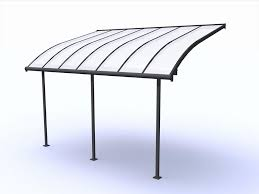 Palram Patio Cover Grey by Palram Applications Joya 3x3 05 Grey Clear Patio Cover