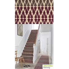 British Carpet by Quirky B Fair Isle Reiko Carpet Sample Margo Selby
