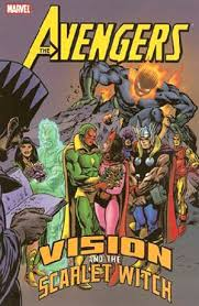 Avengers Vision And The Scarlet Witch By Steve Englehart