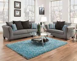 American Freight Living Room Tables by Sottile Gray Sofa U0026 Loveseat American Freight For The Home
