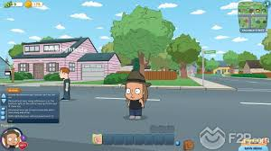 Family Guy Halloween On Spooner Street by Family Guy Online Screenshots