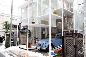 100 House Na NA By Sou Fujimoto Demusitecture