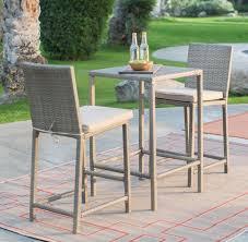 wicker bar height patio set best 25 bar height patio set ideas on spool tables