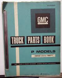 1963-1971 GMC Truck Dealer Parts Book P Models Delivery Van Box GM ... 1971 Gmc Pickup Wiring Diagram Wire Data Chevrolet C10 72 Someday I Will Be That Cool Mom Coming To Pick A Quick Guide Identifying 671972 Chevy Pickups Trucks Ford F100 Good Humor Ice Cream Truck F150 Project New Parts Sierra Grande 4x4 K 2500 Big Block 396 Lmc Truck 1972 Gmc Michael G Youtube 427 Powered Race C70 Jackson Mn 116720595 Cmialucktradercom Ck 1500 For Sale Near Carson California 90745 Classics Customer Cars And Sale 85 Ignition Diy Diagrams Classic On Classiccarscom