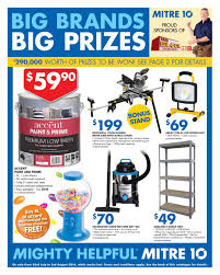 Absco Sheds Mitre 10 by Mitre 10 Catalogue U2013 23 July To 3 August 2014 By Echo Publications