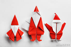 Types Of Origami What Are The Different Christmas Crafts Ideas