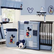 baby boy bedding would be great for a boy or minnie for a