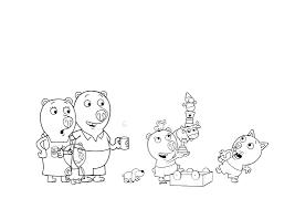 Les Coloriages De Boris Zouzous Dessins Animés Pour Les Toutpetits