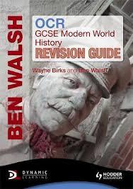 OCR GCSE Modern World History Revision Guide Paperback