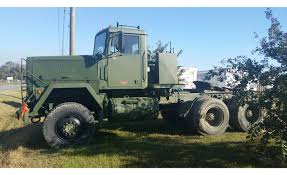 100 Am General Trucks 1979 AM 20 Ton Military Item64433
