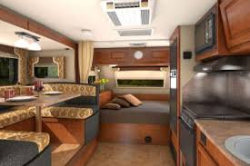 Travel Trailer Interiors Check Out