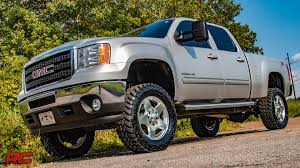 2011 2018 GM HD 3 5 inch Bolt Suspension Lift Kit by Rough