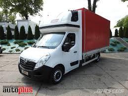 Used Opel MOVANO 10 PALETS WEBASTO A/C TEMPOMAT SERVICE Pickup ...