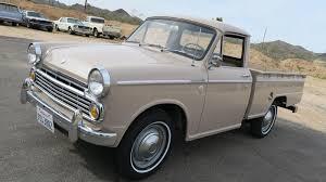 100 Datsun Truck What A Beauty 1965 Pickup