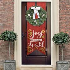 Joy To The World Door Decoration Christmas 2018 Joy To The World