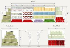Floor Plan For A Restaurant Colors Planogram How To Make A Planogram Planogram Examples More