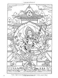 Welcome To Dover Publications Creative Haven Tibetan Designs