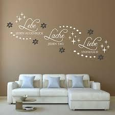 details zu wandtattoo aufkleber wandaufkleber wohnzimmer sprüche lebe liebe lache zitat vip