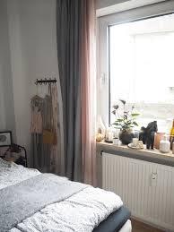 dekoration für schmale fensterbänke schlafzimmer deko