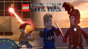 EPIC BATTLE Lego Civil War