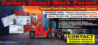 TURKEY JOB-WORK PERMIT♻ Manpower Supply Chain Company), Are ... Requirements For Overseas Trucking Jobs Youd Want To Know About Truck Driving Jobs In Canada Youtube Dump Driver Salary Rivigo Is Helping The Indian Truckdriving Industry Out Of A Jam Traing Of Light For Saudi Arabia Job 10 Best Cities Drivers The Sparefoot Blog Tips Felons Seeking Salesmen Opportunity 2018 Heavy Highest Paying Driving In Australia Resource A Less Lonely Road Lauren Pond Photography