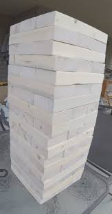 Drunk Jenga Tile Ideas by Giant Drinking Jenga Set Simple Diy Guide Drinking And Stuff
