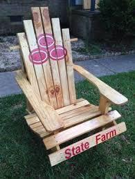Custom Painted Margaritaville Adirondack Chairs by University Of Alabama Custom Adirondack Chair Rolltide Giant
