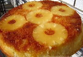 dessert ananas noix de coco cuisine et loisirs t et agathegâteau renversé à l ananas à