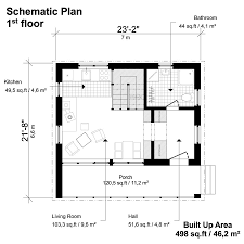 100 Modern Home Floor Plans Building PinUp Houses