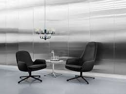 ERA LOUNGE CHAIR HIGH - Armchairs From Normann Copenhagen ... Outlet Design Store Brands Normann Cophagen Era Lounge Chair High Metal Is Wood Base Rocking By In Chairs Low My Oak Horne Buy Online At Ar Chair Form Danish Modern Simon Legald For