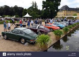 911 Porsche Cars From The 1960s At Vintage Car Festival 11 Classic Days