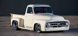 53 Ford Pickup – Kindig It