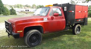1986 Chevrolet D30 Utility Truck | Item K1133 | SOLD! Octobe... Sign Central Wraps Utility Tank Trucks Enclosed Raised Roof Service Body Fiberglass Service Bodies 2008 Ford F750 Truck For Sale Stock 1603 I10 Equipment 2011 Used F350 4x2 V8 Gas12ft Utility Truck Bed At Tlc 2006 Chevrolet Silverado 2500hd Utility Truck Item K7705 Ho Scale Intertional 7600 Wbucket Lift Yellow Ute Bucket News West Auctions Auction Metalworking 2007 Intertional 4300 Altec 60 Bucket Boom Diesel A 3m Vinyl Wrap For Cable Company In Pa