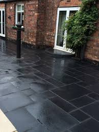 Patio Slabs by Black Limestone Patio Slabs Home Design Furniture Decorating Top