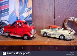 100 Little Tikes Classic Pickup Truck Old Little Toy Car On A Wood Background Stock Photo