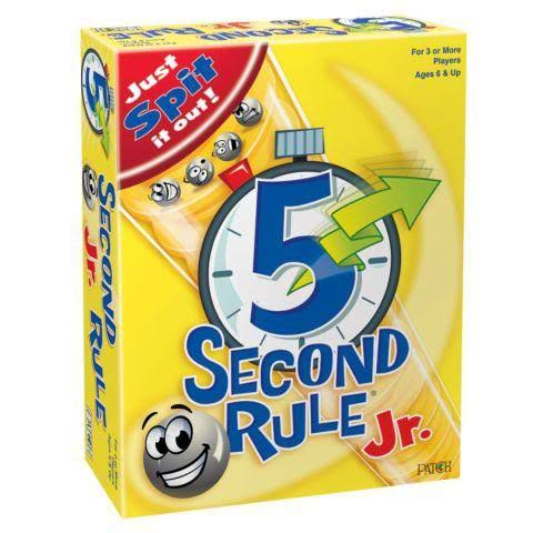 PlayMonster 5 Second Rule Junior