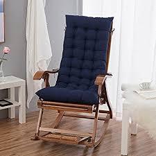 de bambus stuhl baumwolle kissen liegestuhl für