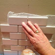 4x16 Subway Tile Trowel Size by How To Install Ceramic Wall Tile