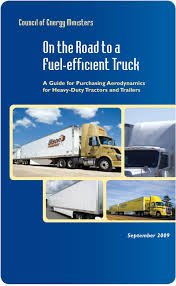 On The Road To A Fuel-efficient Truck - PDF
