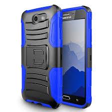 Samsung Galaxy J7 Prime Case ZV Heavy Duty Armor Case Dual Layer Cover
