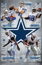 free shipping custom poster nice bedroom decor dallas cowboys team