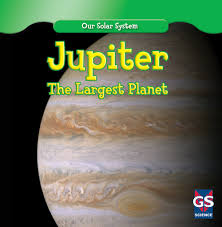 Jupiter The Largest Planet Our Solar System Daisy Allyn 9781433938221 Amazon Books