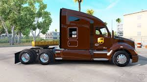 UPS Skin For The Kenworth Tractor For American Truck Simulator Ups Truck Trumpeterny Flickr Nextlevel Tracking Addiction Shows Exact Package Locations On Delivers Driver Recruiting Success Through Social Media Is Converting Up To 1500 Delivery Trucks Batteryelectric Wants 25 Of Its Fleet Be Environmtalfriendly By 20 Ups Drawing At Getdrawingscom Free For Personal Use Surprises 5yearold Boy With His Own For Birthday The New Electric Is A Brown Box From The Future 100_0593jpg Behold Rare Albino Truck Spotted In Wild Pics Leaked Photos Show Oklahoma City Driver Having Sex