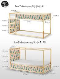 Ikea Kura Bed by Mommo Design New Look For Kura My 3 Peas In A Pod