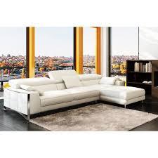 divan canapé canapé d angle en cuir italien 5 places suede achat vente
